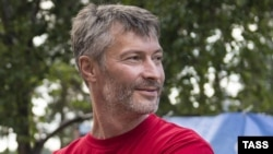 Избранный мэр Екатеринбурга Евгений Ройзман. 27 августа 2013 года.