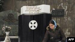 Қабри Звиад Гамсахурдиа