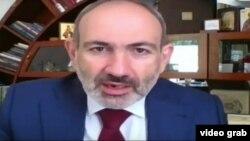 Премьер-министр Армении Никол Пашинян, Ереван, 5 июня 2020 г.
