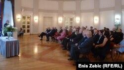 Komemoracija Boži Novaku u Hrvatskom novinarskom društvu, 2. srpanj 2013.