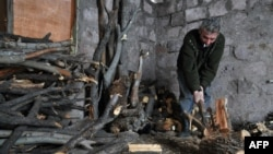With gas prices high, many Armenians rely on firewood for heating