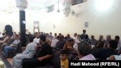 ندوة محتجزي رفحاء في السماوة، 21 آذار 2015