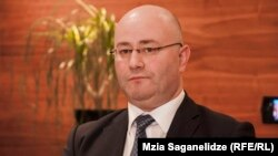 Грузия мемлекеттік қауіпсіздік қызметі басшысының орынбасары Леван Изория.