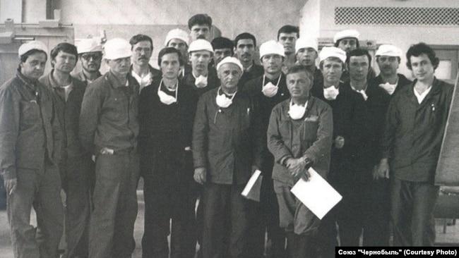 Розробники проекту «Укриття» – саркофага над зруйнованим енергоблоком