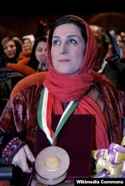 Fatemeh Motamed-Arya, 2008