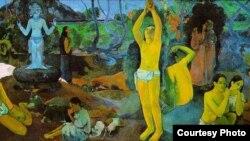 Paul Gauguin'in əsəri