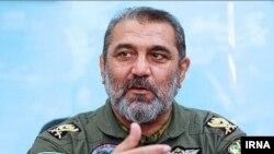 Yousef Ghorbani, comandantul Aviației militare iraniene