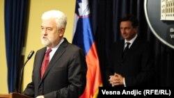 Српскиот премиер Мирко Цветковиќ