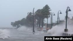 Ураган «Ірма» на Пуерто-Ріко 6 вересня 2017 року