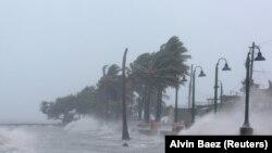 Ураган «Ірма» на Пуерто-Ріко, 6 вересня 2017 року