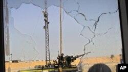 Kryengritësit në Libi