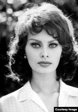 Sophia Lorenin gənclik illəri.