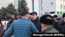 Ҷанозаи Дулат Оғодил, 27 феврал, 2020.