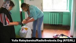 Центр допомоги переселенцям у Дніпропетровську