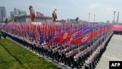Koreja e Veriut shënon 60-vjetorin e armëpushimit
