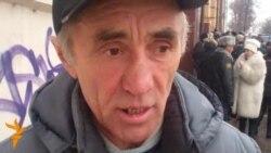 Полициядән зыян күрүчеләр Бастрыкинга зарланырга килде