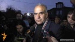 Րաֆֆի Հովհաննիսյանը պատրաստ է լսել Սերժ Սարգսյանին