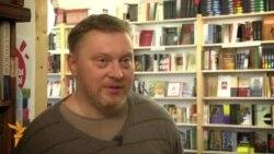 Стваральнік элітарнага выдавецтва і кнігарні Ігар Логвінаў