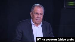Крим, Судак, Cергій Лавров – міністр закордонних справ Росії