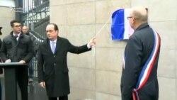 Fransada 13 noyabr terror qurbanlarının xatirəsi anılır