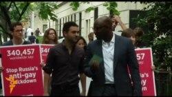 У Нью-Йорку ЛГБТ-активісти сперечалися з представником Росії в ООН