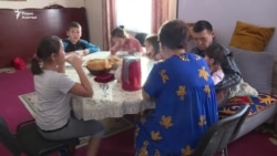 Многодетная семья в Щебскладе