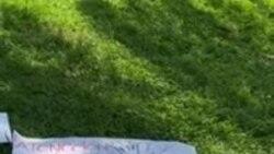 У Барсэлёне пішуць лісты салідарнасьці беларускім палітвязьням