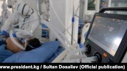 Одна из больниц в Кыргызстане. Иллюстративное фото.