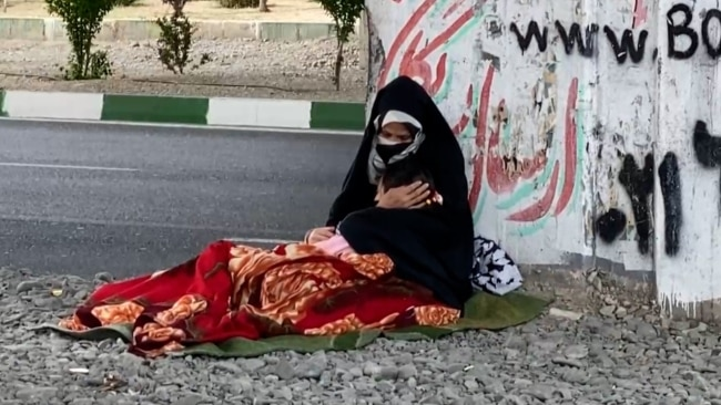 Hardship And Homelessness Amid Iran's Presidential Race