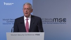 Mattis Sees 'Arc Of Instability' On Europe's Periphery