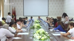 Planned Kyrgyz Media Law Draws Criticism In Bishkek Roundtable