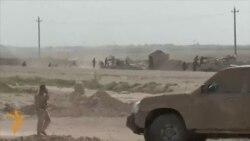 Kurdish Peshmerga Claim Advances Near Kirkuk