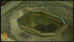 Мощи Андрея Первозванного в Алматы