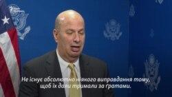 Украинские моряки должны быть возвращены немедленно – посол США в ЕС (видео)