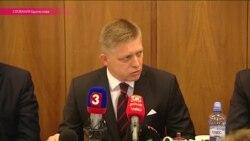 """""""Пока я являюсь премьер-министром, обязательные квоты не будут приводиться в действие на территории Словакии"""""""