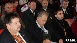 Під час роботи Конгресу українців Севастополя. 14 грудня 2008 р.