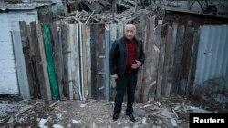 Геннадій Москаль у Попасній, архівне фото