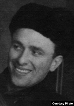 Вячаслаў Адамчык, Менск 1959 год. Зь сямейнага архіву Адамчыкаў