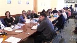 Украинские ученые обсудили судьбу Крыма