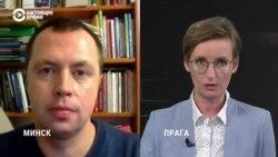 Как в Беларуси преследуют журналистов и что рассказывают своим зрителям госканалы