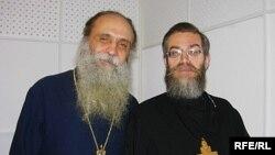 Сергий Саркисов и Яков Кротов