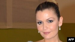 Lola Karimova-Tillyaeva, daughter of Uzbek President Islam Karimov