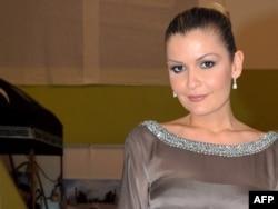 Лора Карімова (архівне фото)