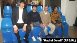 Mirali Rahmonov, Tacikistanın ən hündür adamı