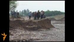 Floods Hit Southern Kyrgyzstan