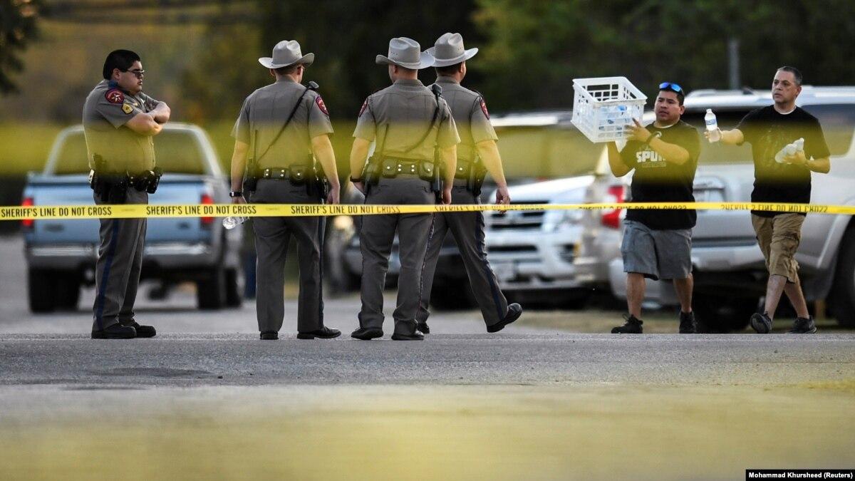 В Техасе произошла стрельба в церкви