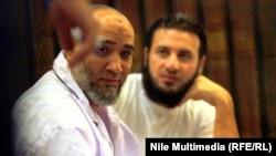 اثنان من متهمي تنظيم القاعدة في مصر