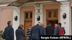 Ambasada României de la Chișinău, primul tur al alegerilor prezidențiale