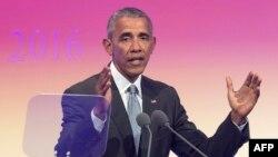Поранешниот претседател на САД, Барак Обама.