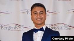 Диаз Мусалимов, живущий в США казахстанец, преподаватель New York University.